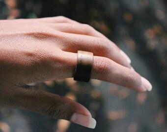 Wooden Walnut Ring
