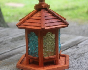 Through the Looking Glass Bird Feeder - FREE shipping!