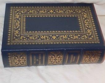 Easton Press The Count of Monte Cristo by Alexandre Dumas Pristine Condition