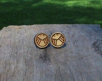 Avenger Timber Earrings
