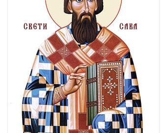Sveti Sava slika
