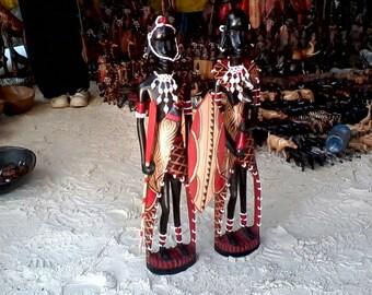 Masai Sculpture
