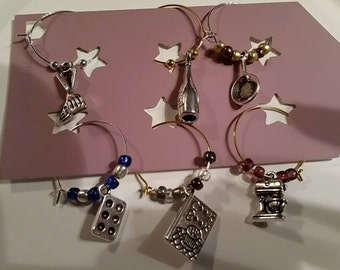 Wine Charms for Those Who Love to Cook
