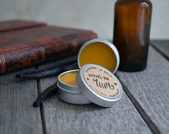 Where's The Rum - All-Natural, Literary Lip Balm Inspired By Treasure Island