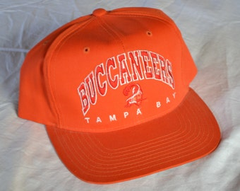 Tampa Bay Buccaneers Vintage SnapBack Hat 90s New Without Tags
