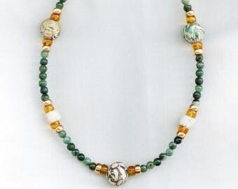 Phoenician Sacrificial Beads
