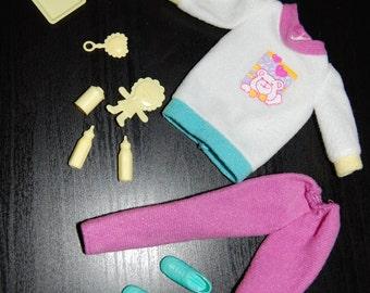 Barbie Skipper Dress Up Skipper Babysitter