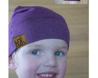 Purple Sweater Child