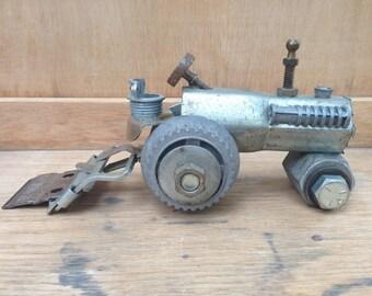 Tractor Sculpture