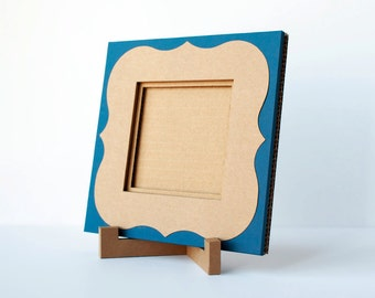 large picture frame 4x6 picture frame cardboard hot by paperames. Black Bedroom Furniture Sets. Home Design Ideas