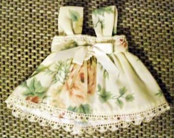 "Original ""Schildkröt"" dress for about 25 cm doll"