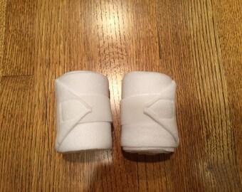White Polo Wraps (set of 2)