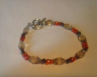 Dainty beaded bracelet