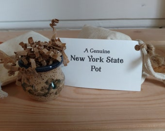 A Genuine New York State Pot