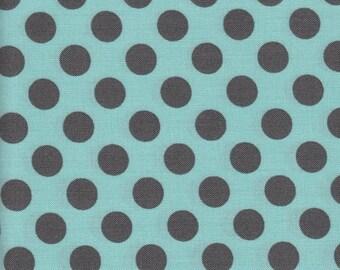 Luna Ta Dot -  end of bolt 1/8 YARD - HALF YARD - Michael Miller - Cotton Fabric - Quilting Fabric