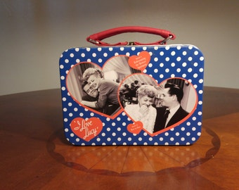 I love Lucy Tin Lucille Ball