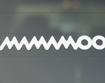 "Worldwide K-pop ""Mamamoo"" Vinyl Decal Sticker 6"""