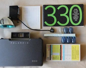 Polaroid Land Camera Model 330