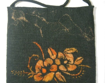 Bag from wool