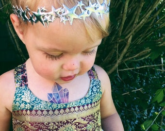 12 Mos Pocket Sari Maxi, Bohemian Baby, Baby Fashion, Toddler Dress, Boho Kids, Kids Dress, Hippie Baby Dress, Kids Maxi