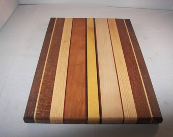 Large Wood Cutting Board / Serving Board [100_1192]