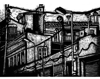 Poblenou - Serie Urban Landscape