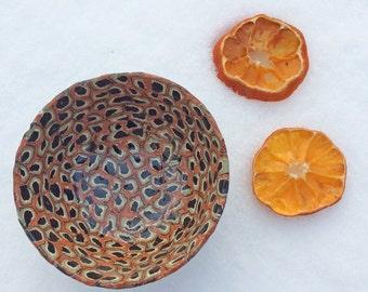 Millefiori small cup 1