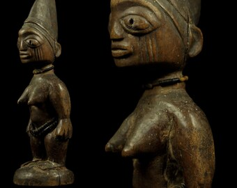 Figure from Africa (Yoruba/Nigeria)