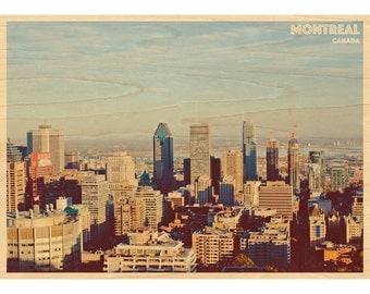 Montreal Postcard Etsy