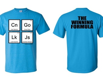 """Panthers """"Winning Formula"""" Tees Clearance Sale"""