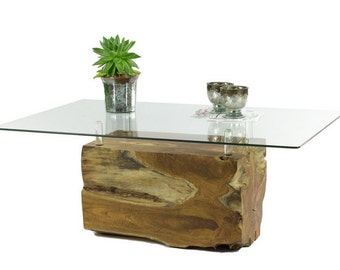 Picassi coffee table old teak cube coffee table design exclusive solid root