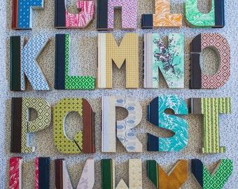 Vintage Book Letters Exclusive-Designed Font