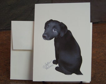 Dogs Blank Notecards set of 6