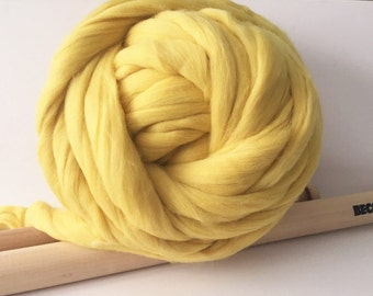 Chunky Yarn, Super Bulky Yarn, Merino wool, Yarn,Super Chunky Yarn, Super Bulky Yarn,Arm Knitting Yarn