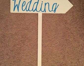 Wedding signs with or with out wedding dress wrap