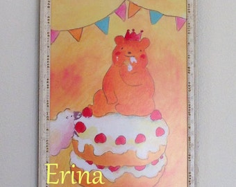 Eating your cake - A4 Print
