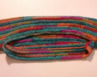 Handmade, Colorful, Crochet Bolero