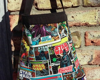 Comic Star Wars bag
