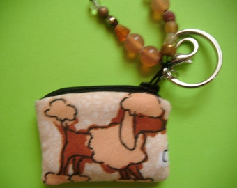 Purse Keychain