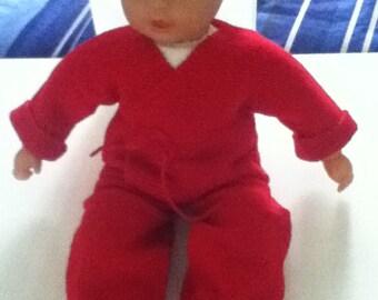 all baby red poppy