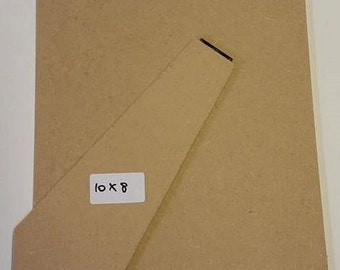 """10"""" x 8"""" 3mm Standback/Strutback for picture/photo frame."""