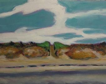 Mavillette Dunes