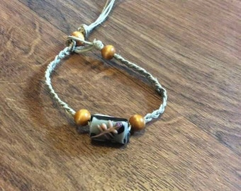 All natural bracelet