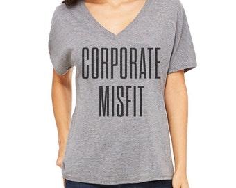 Corporate Misfit