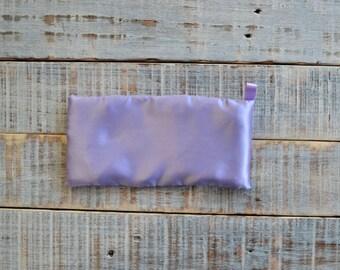 Eye pillow with dried lavender, eye pillow, sleep mask,purple satin travel mask,beauty sleep, yoga, relaxation, meditation,savasana, for her