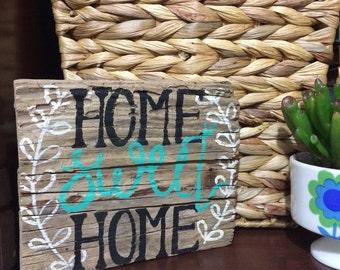 Mini Home Sweet Home