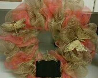 Spring Holiday Wreath