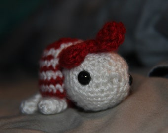 Tiny Striped Turtle - Made to Order