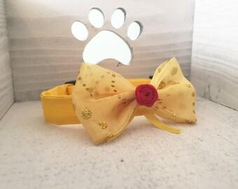 Belle Dog Collar