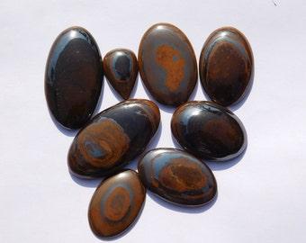 375 Ct Tiger Eye Stone